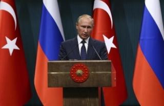 Putin: Bölgesel ve ikili konuları samimi ve yapıcı...