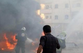 Rusya'nın Suriye karnesi: 5 bin 233 sivil öldürüldü