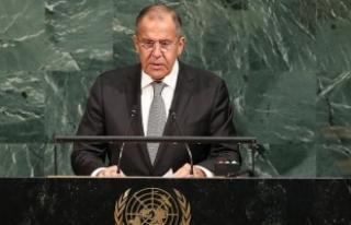 Rusya Dışişleri Bakanı Lavrov: NATO, soğuk savaş...