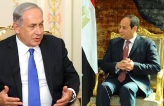 Sisi ile Netanyahu ABD'de bir araya geldi
