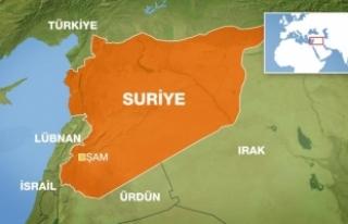 """Esed rejiminden """"PYD/PKK ordusu"""" açıklaması"""