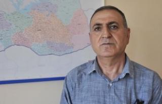 Suriye Türkmenleri Derneği Başkanı Dede: Yol yakınken...