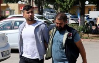 Terör örgütü PKK zanlısı havalimanında yakalandı