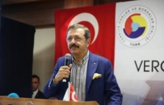 """""""Araplar Türkiye'ye yatırım yapma konusunda..."""