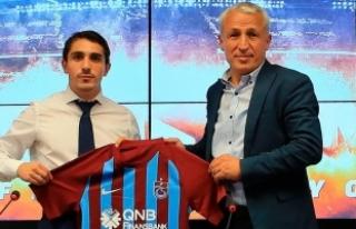 Trabzonspor'da Abdülkadir'in sözleşmesi...