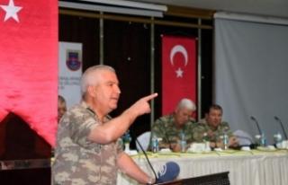 Tümgeneral Tarakçı: Son terörist kalana kadar...