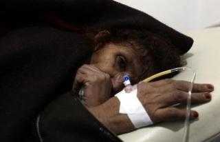 Yemen'deki kolera salgınının tarihteki en...