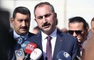 Adalet Bakanı Gül: Gülen'in iadesine ilişkin...