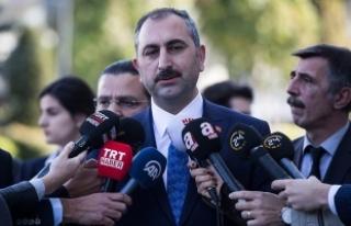 Adalet Bakanı Gül: ABD'nin Kudüs planı kabul...
