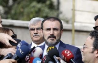 AKP'li Ünal: Siyasi partilerin görüşlerini...