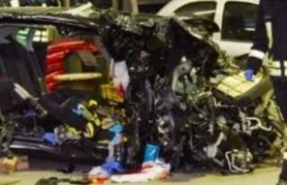 Almanya'da feci kaza!.. 3 Türk hayatını kaybetti!