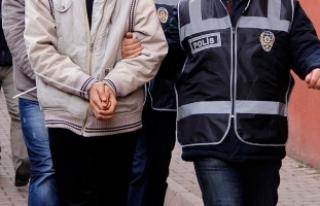 Askeri yasak bölgede 5 FETÖ şüphelisi yakalandı