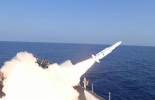 İsrail, Suriye'nin Başkenti Şam'a 3 Füze...
