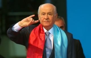 MHP Lideri Bahçeli: Türkmeneli'nde dökülen her...
