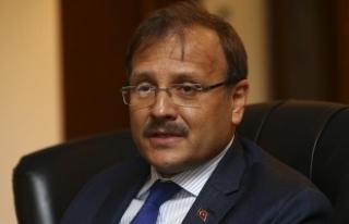 Başbakan Yardımcısı Çavuşoğlu, Diyarbakır'da