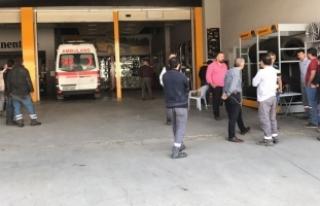 Başkentte lastik dükkanında patlama: 1 ölü, 1...