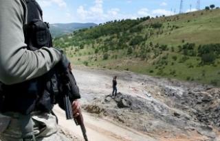 Bingöl'de bir terörist etkisiz hale getirildi