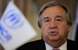 BM Genel Sekreteri Guterres'ten Mistura'ya...