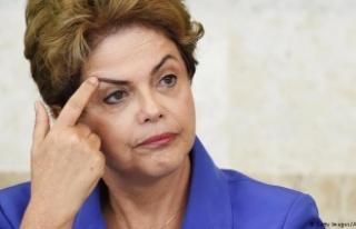 Brezilya'da eski Devlet Başkanı Rousseff'in...