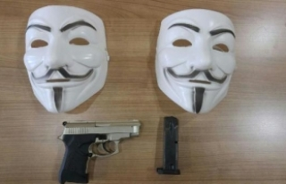 Bursa'da 'V for Vendetta' operasyonu