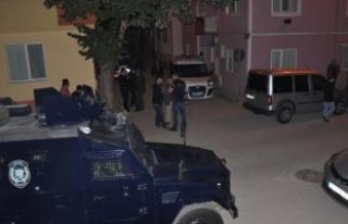 Bursa'da DEAŞ operasyonunda 6 kişi gözaltında