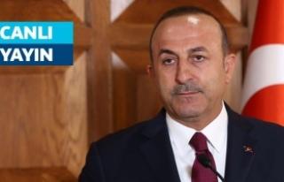 Çavuşoğlu: 'İş işten geçmiş değil, Barzani...