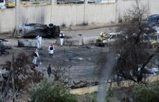 Cilvegözü Sınır Kapısı'ndaki bombalı saldırı...