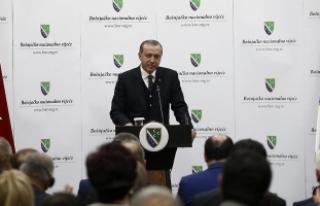 Cumhurbaşkanı Erdoğan: Ayrılıkta zafiyet var,...