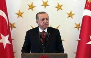 Cumhurbaşkanı Erdoğan: Şimdi bunu Amerika nasıl...
