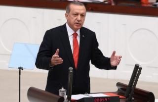 Cumhurbaşkanı Erdoğan: Fitne kuyusunun kazılmasına...