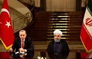 Cumhurbaşkanı Erdoğan: MOSSAD'la masaya oturarak...