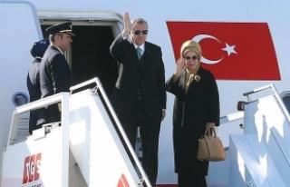 Cumhurbaşkanı Erdoğan Ukrayna'ya gidecek