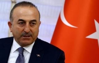 Çavuşoğlu: Karabağ'a giden 4 Türk'e...