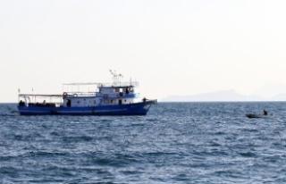 Dünyaca ünlü sahilde Osmanlı dönemine ait 5 top...