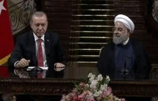 Erdoğan'dan flaş açıklamalar!.. 'Gerek...