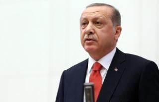 Erdoğan: Hava sahaları ve sınırlar da kapatılacak