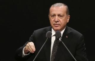 Erdoğan: Şu anda yok ama olmayacağı anlamına...