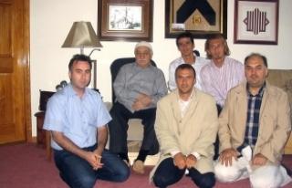 Eski futbolcular FETÖ elebaşı Gülen ile aynı...