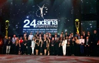 Adana Film Festivali'nde Onur Ünlü ve Onur...