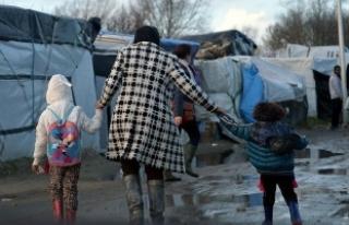 'Fransa sığınmacı çocukların İngiltere'ye...