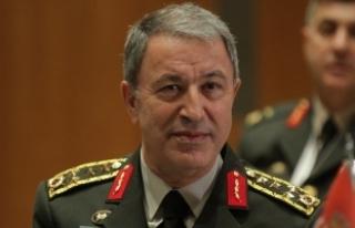 Komutanlar Hatay'daki birliklerde incelemelerde...
