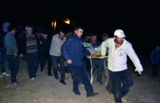 Yozgat'ta içme suyu kanalında göçük: 2 ölü
