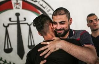Hamas, Fetih Hareketi mensubu 5 tutukluyu serbest...