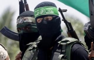"""Hamas'tan """"ABD'nin Kudüs kararına""""..."""