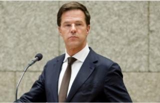 Hollanda'da hükümeti kurma görevi Rutte'a...