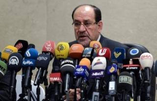 Irak Cumhurbaşkanı Yardımcısı Maliki'den...