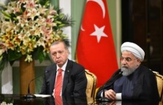 İran Cumhurbaşkanı Ruhani: İki ülke arasındaki...