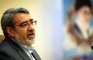 İran İçişleri Bakanı Rahmanifazli: Bazı şehirlerde...