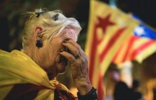 Katalonya'nın bağımsızlık ilanı kararı...