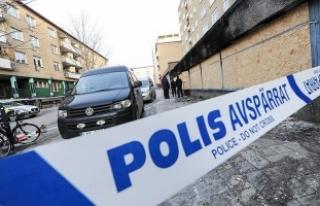 İsveç'te bir Alman vatandaşı gözaltına...